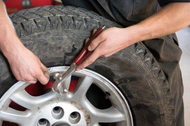 Балансировка колес для вашего автомобиля