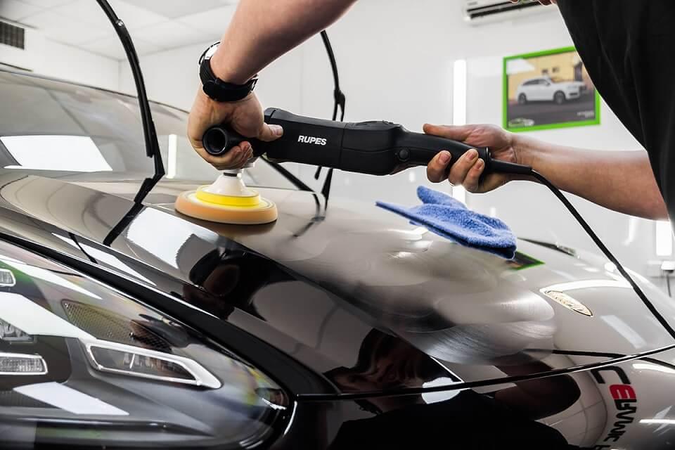 Защитная полировка автомобиля: все, что о ней нужно знать