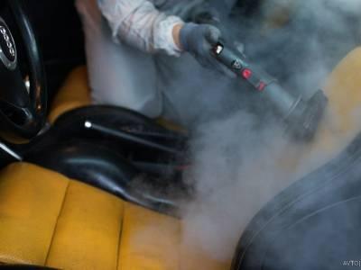 Как часто нужно проводить химчистку салона автомобиля