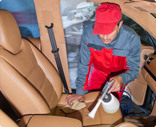 химчистка салона автомобиля цена в москве